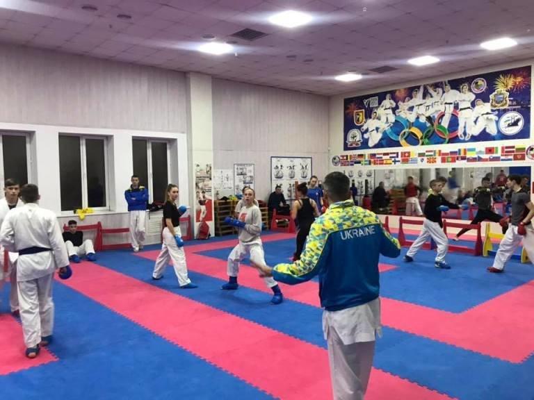 В Черноморске молодёжная сборная Украины по карате готовится к чемпионату в Дании, фото-3