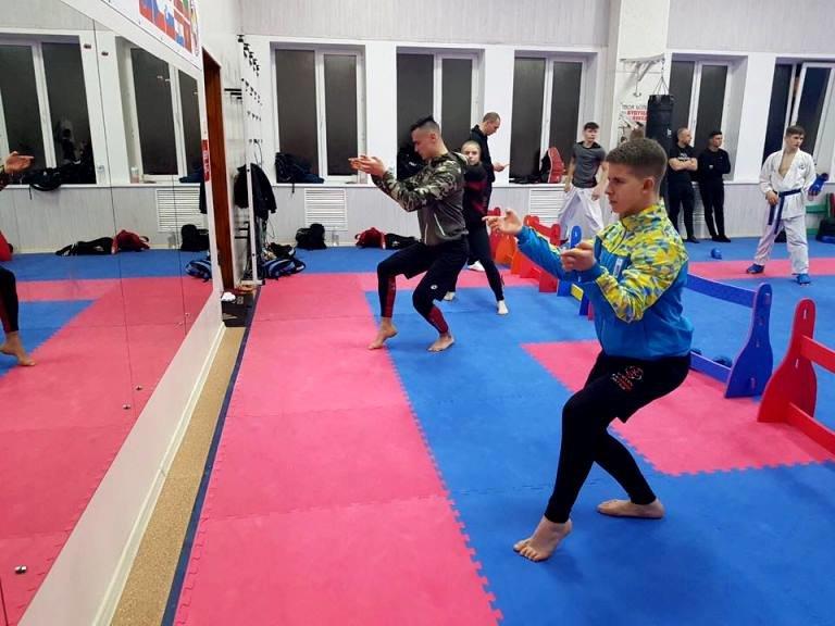 В Черноморске молодёжная сборная Украины по карате готовится к чемпионату в Дании, фото-2