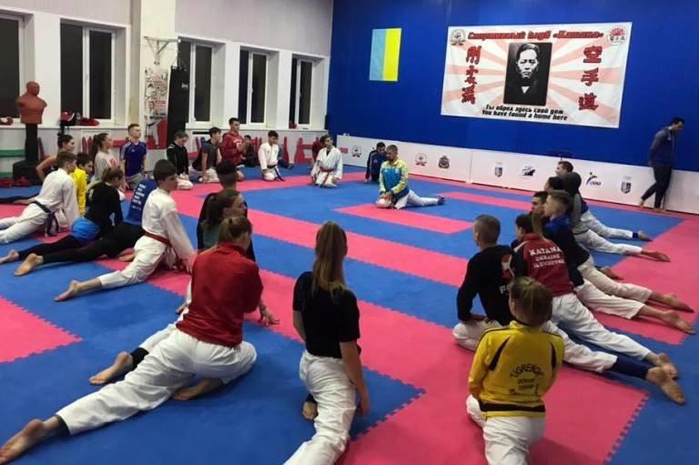 В Черноморске молодёжная сборная Украины по карате готовится к чемпионату в Дании, фото-4