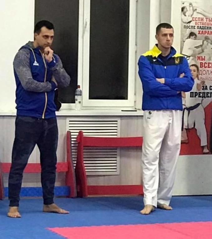 В Черноморске молодёжная сборная Украины по карате готовится к чемпионату в Дании, фото-7