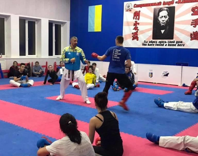 В Черноморске молодёжная сборная Украины по карате готовится к чемпионату в Дании, фото-5