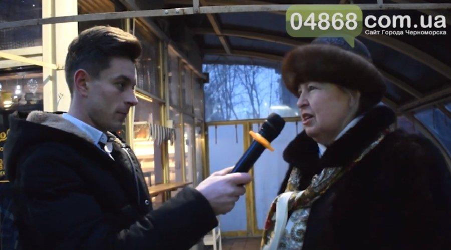 Черноморские корреспонденты задавали острые вопросы и получали откровенные ответы, фото-2