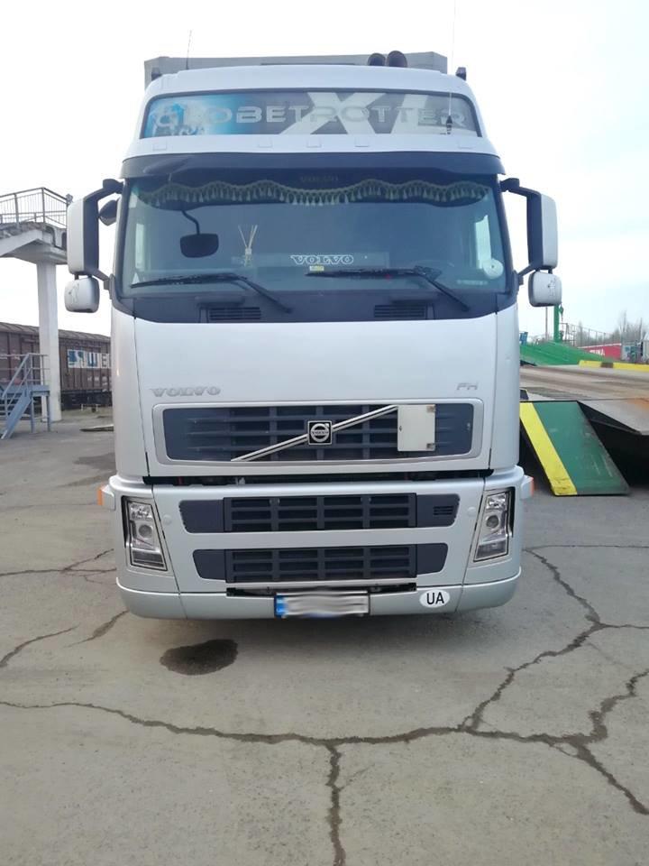 Черноморские пограничники выявили в порту Черноморск похищенный в Литве грузовой прицеп, фото-1