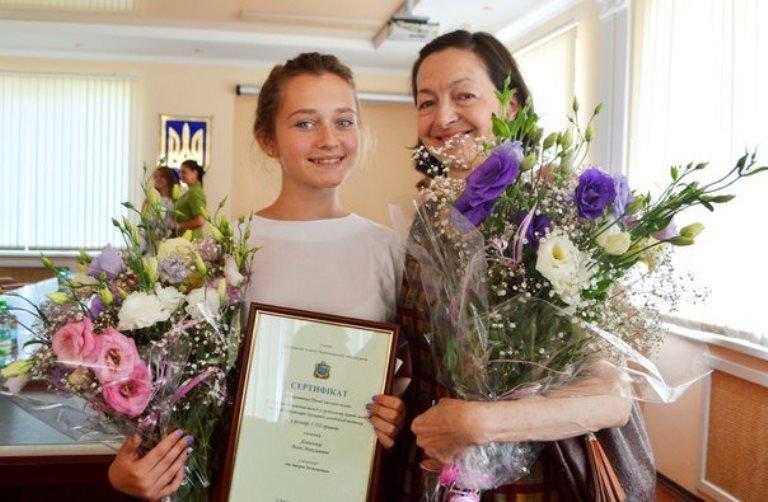 Черноморская школьница пишет песни для украинской «звезды» , фото-5