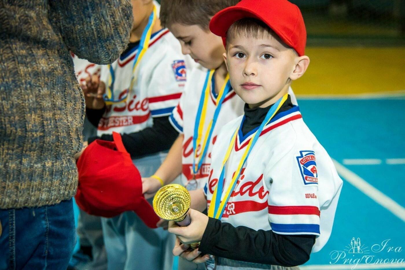 В Черноморске впервые прошел Чемпионат по бейсболу в закрытом помещении , фото-4