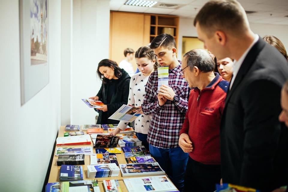 Куда пойти учиться? Черноморским абитуриентам дает ответ Украинско-польский Центр образования , фото-5