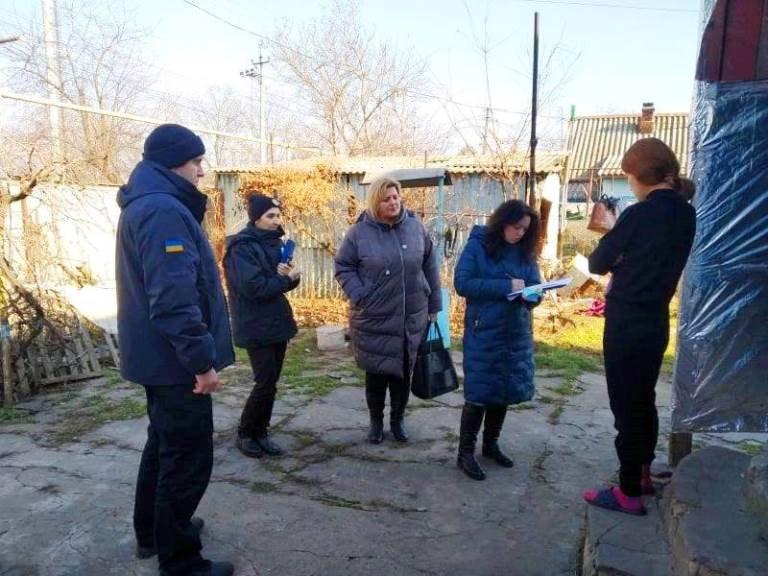 Забота, опека, помощь: в Черноморске сотрудники экстренных служб провели рейд «Семья – 2019» , фото-7