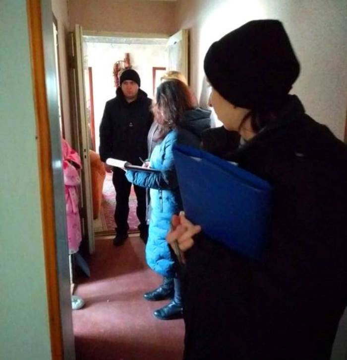Забота, опека, помощь: в Черноморске сотрудники экстренных служб провели рейд «Семья – 2019» , фото-9