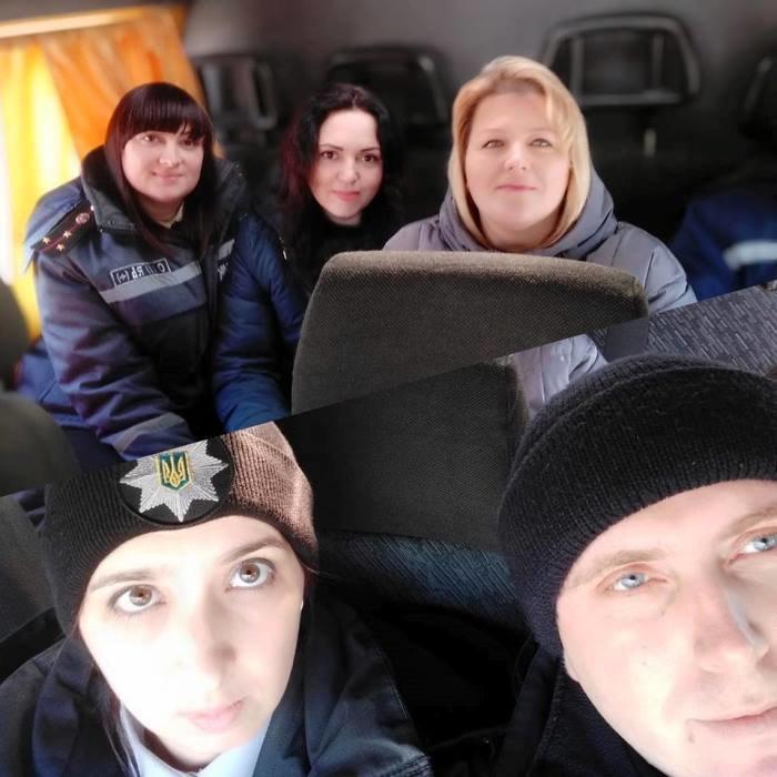 Забота, опека, помощь: в Черноморске сотрудники экстренных служб провели рейд «Семья – 2019» , фото-1