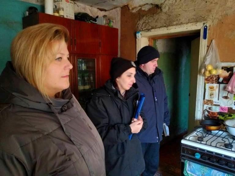 Забота, опека, помощь: в Черноморске сотрудники экстренных служб провели рейд «Семья – 2019» , фото-5
