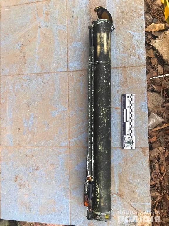 Взрывотехники уничтожили реактивные противотанковые гранаты, найденные сегодня в Черноморске (видео), фото-2