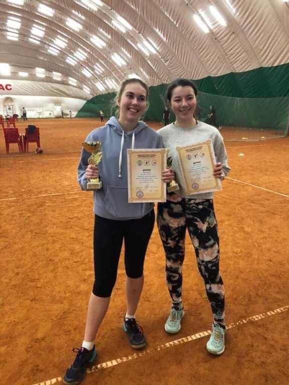 Юные черноморские теннисисты  покоряют спортивные пьедесталы Украины, фото-2