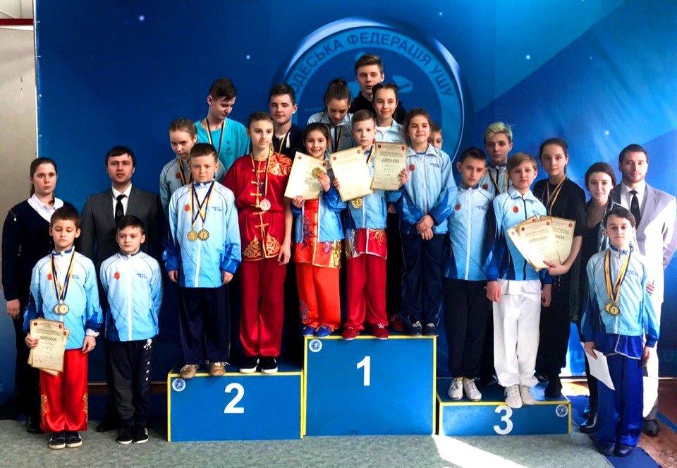 Юные черноморцы показали отличный результат на Чемпионате по ушу, фото-2