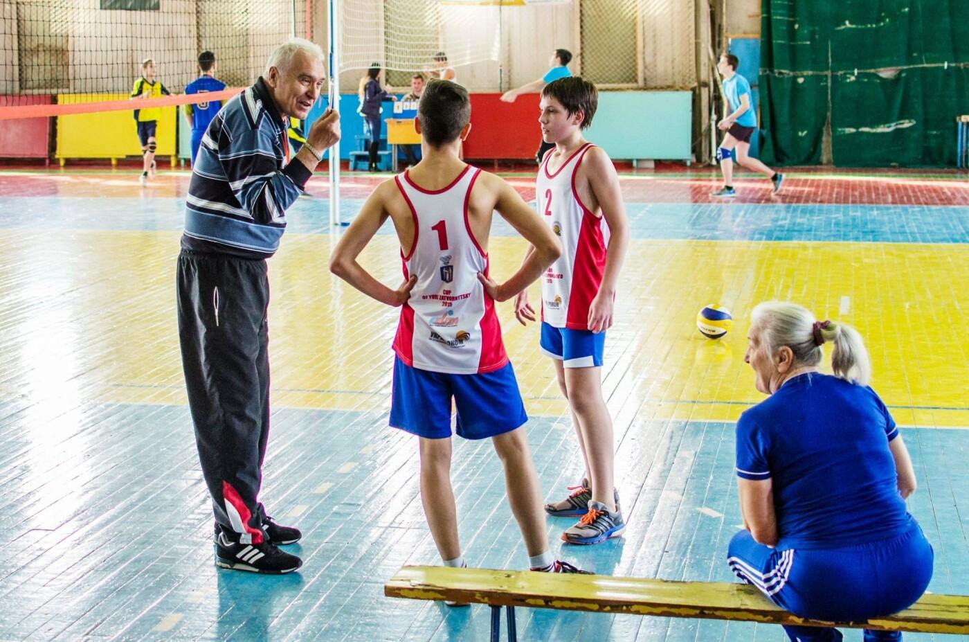 Черноморские волейболисты завоевали «золото»  на областной спартакиаде, фото-2