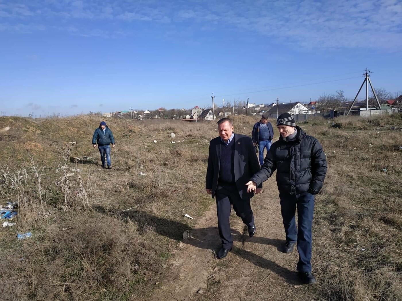 В Малодолинском благоустраивают ж/д станцию Ксеньево, фото-2