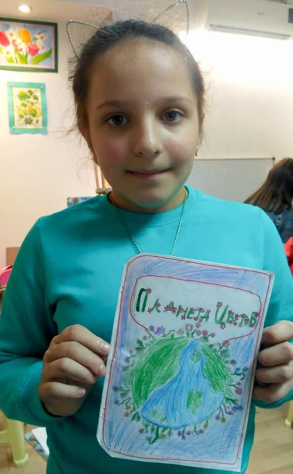 Юные художники Черноморска рисовали… книги!, фото-3