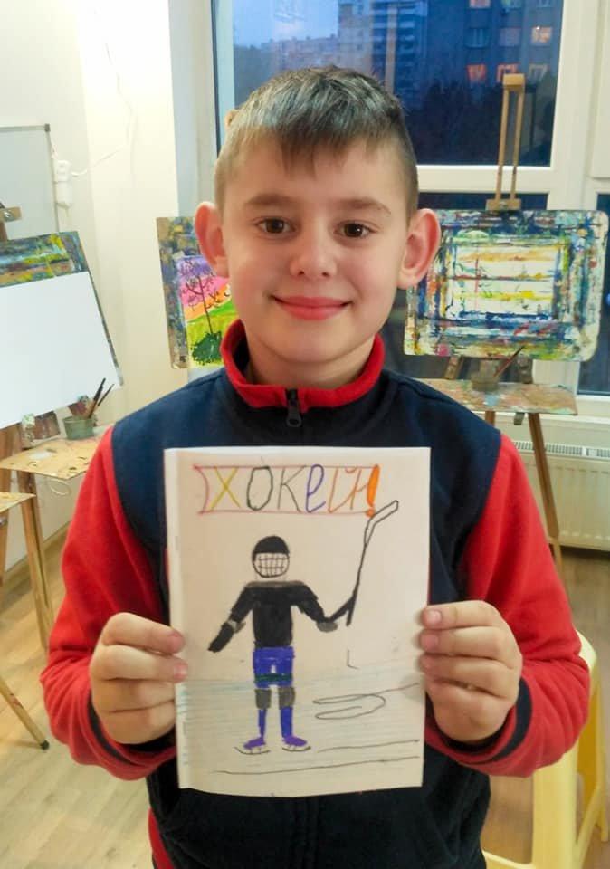 Юные художники Черноморска рисовали… книги!, фото-4