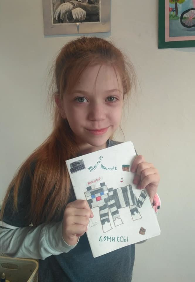 Юные художники Черноморска рисовали… книги!, фото-6