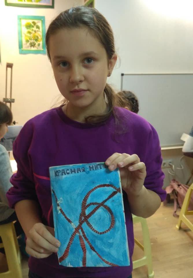 Юные художники Черноморска рисовали… книги!, фото-5