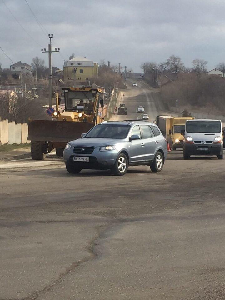 Под Черноморском приводят дороги в порядок, фото-5