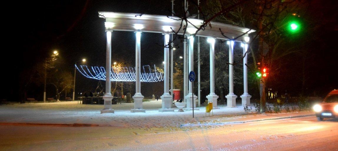 Завтра в Черноморске выпадет мокрый снег, фото-2