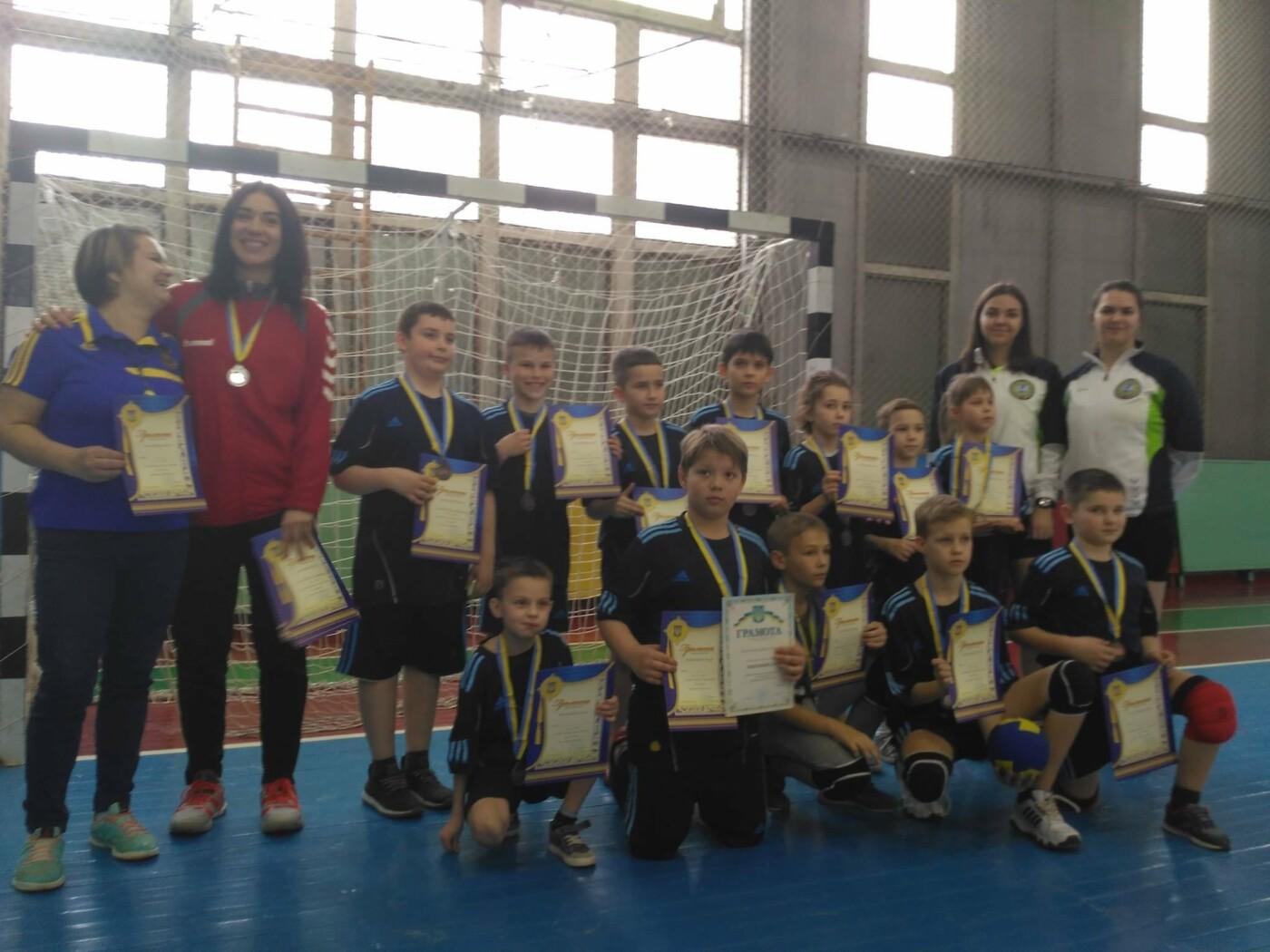 В Черноморске завершилось Открытое первенство Одесской области по мини-гандболу, фото-1