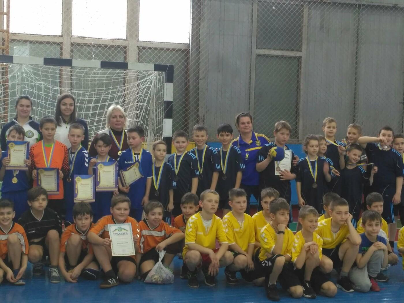 В Черноморске завершилось Открытое первенство Одесской области по мини-гандболу, фото-5