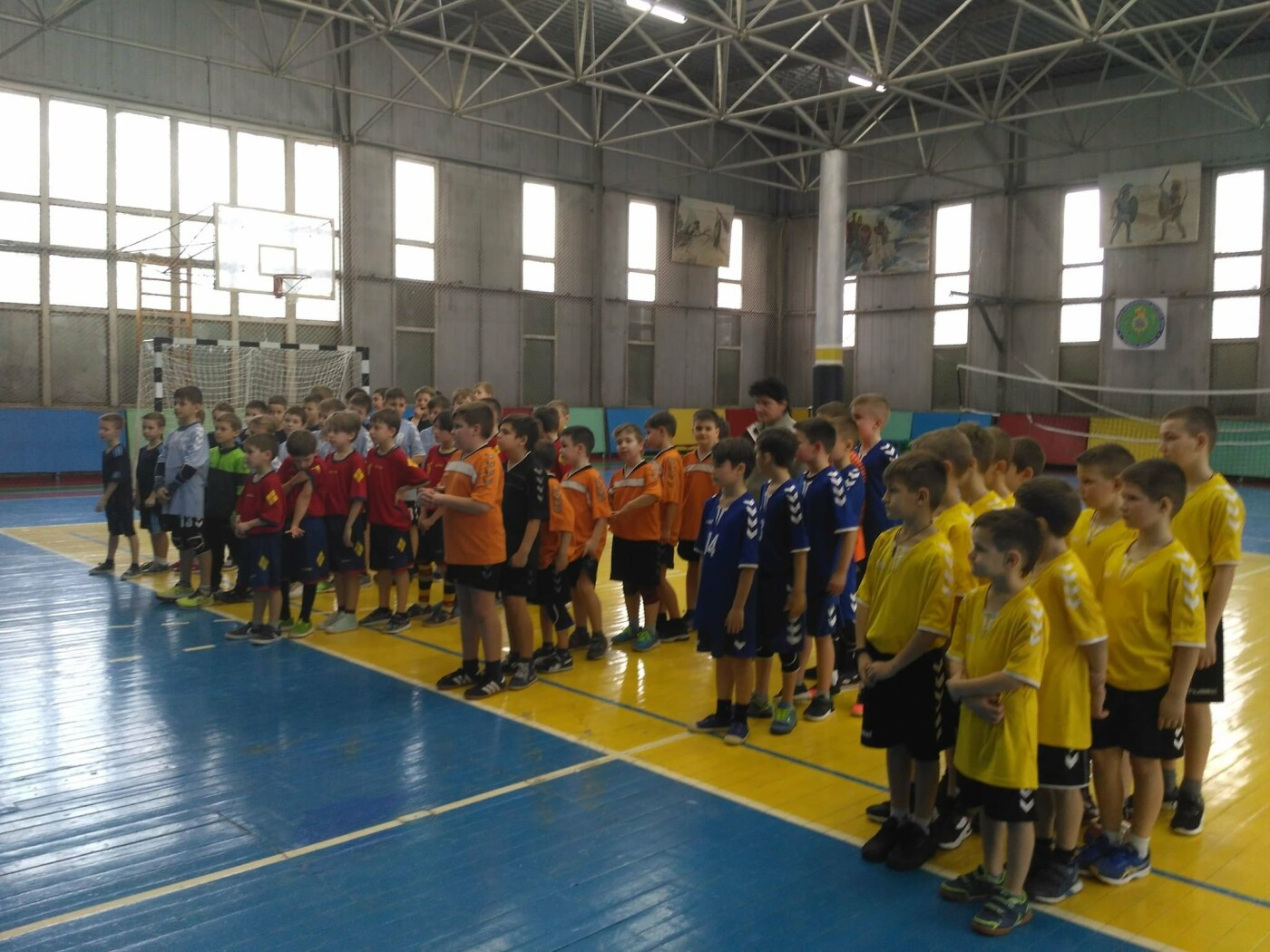 В Черноморске завершилось Открытое первенство Одесской области по мини-гандболу, фото-2