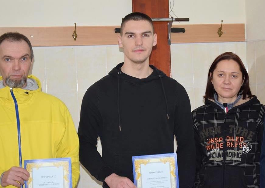 В Черноморске наградили чемпионов Украины, фото-3