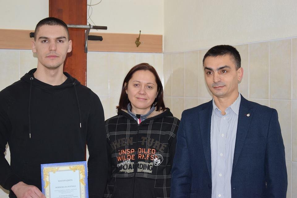 В Черноморске наградили чемпионов Украины, фото-1