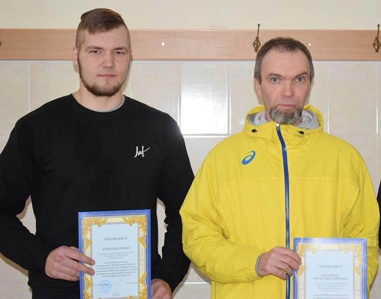 В Черноморске наградили чемпионов Украины, фото-2