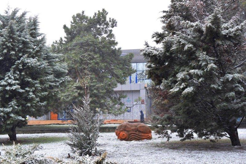 В Черноморске грядет похолодание , фото-1