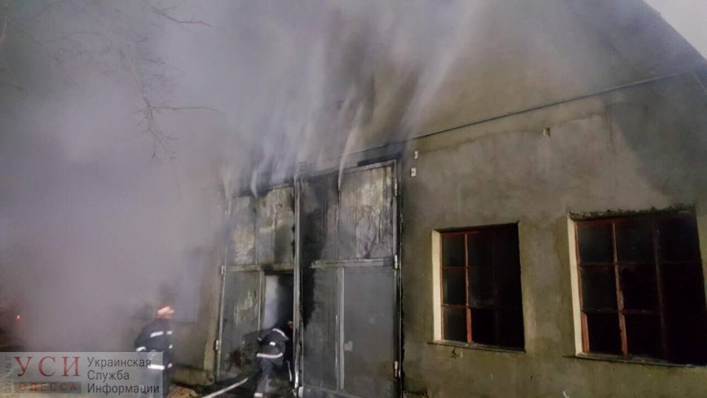 Под Черноморском при пожаре погиб 61-летний мужчина, фото-1