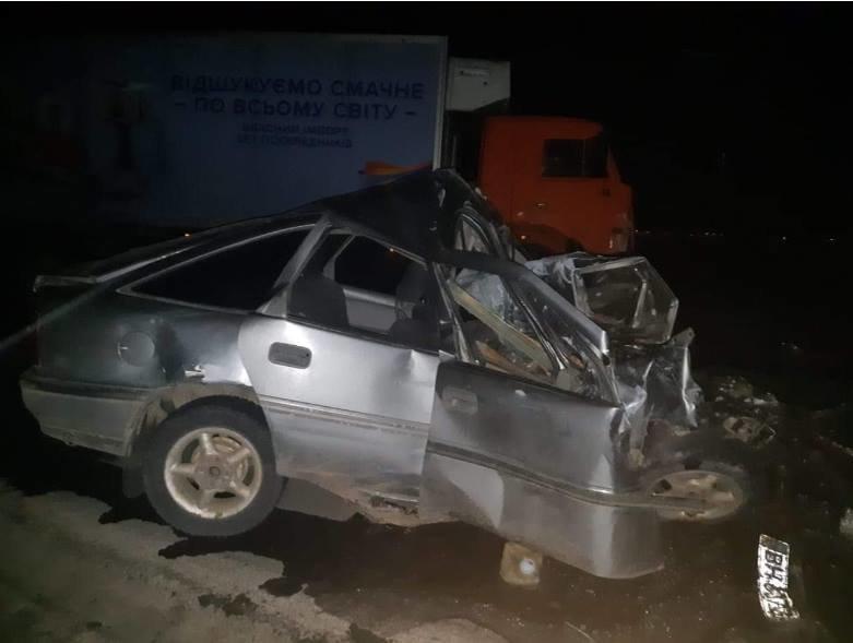 Жуткая авария на трассе Черноморск – Одесса, фото-2