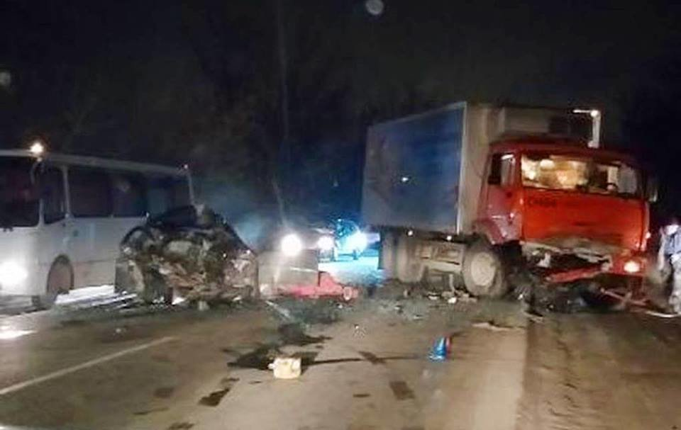 Жуткая авария на трассе Черноморск – Одесса, фото-3