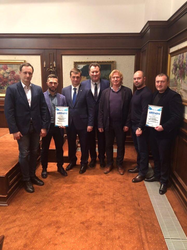 Черноморский клуб «Катана» признан лучшим спортивным клубом в Украине! , фото-2