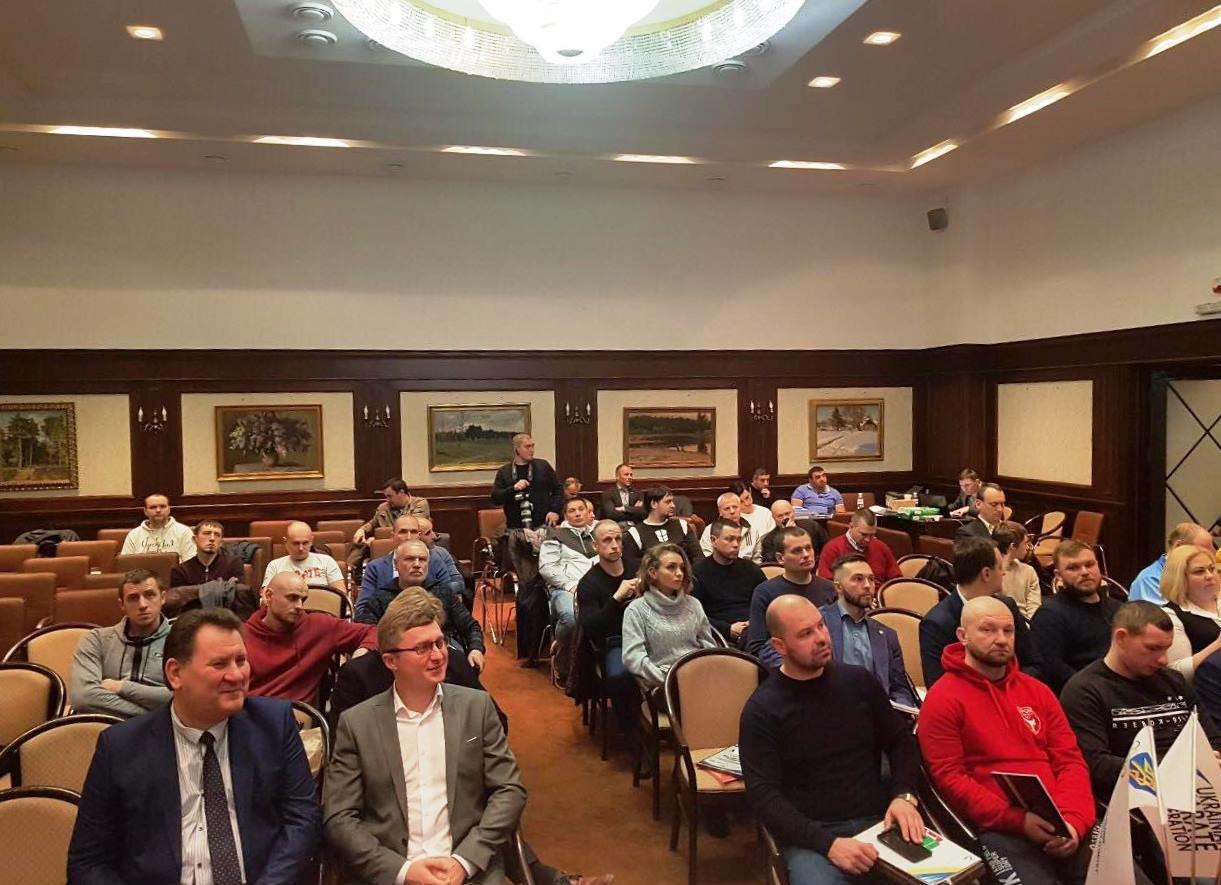 Черноморский клуб «Катана» признан лучшим спортивным клубом в Украине! , фото-1