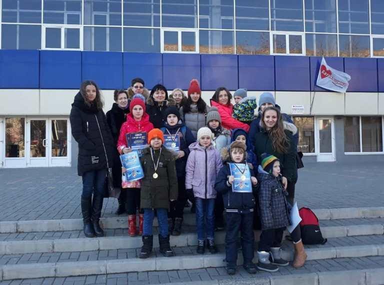 Черноморские спортсмены показали отличный результат на одесских соревнованиях по плаванию, фото-4