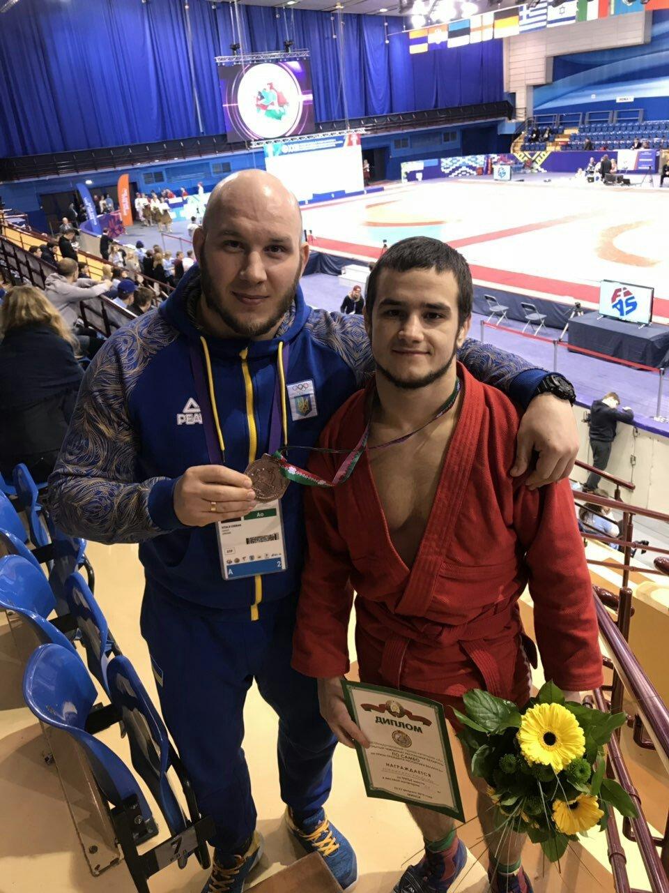 Черноморские самбисты уверенно побеждают на престижных турнирах, фото-3