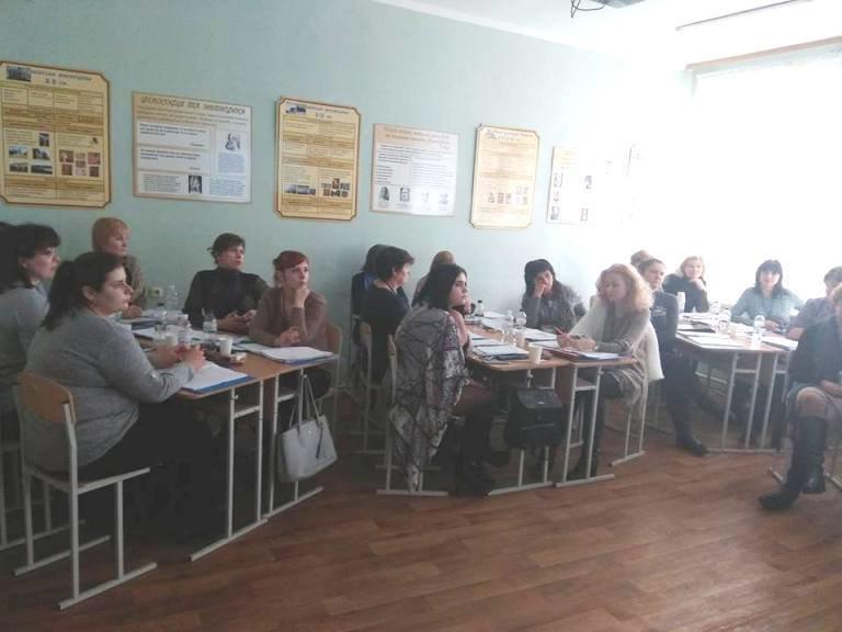 Медики Черноморска приняли участия в тренинге по борьбе с ВИЧ-инфекцией и СПИДом , фото-1