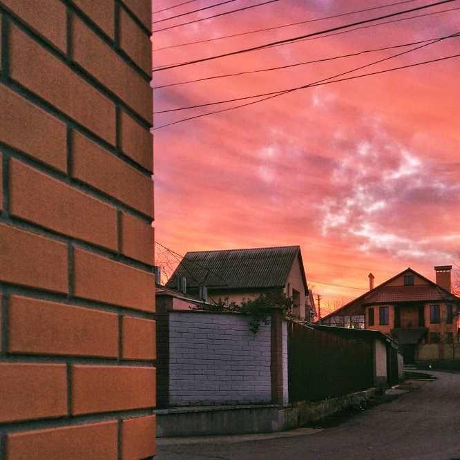 Закат накануне весны: жители Черноморска поделились завораживающими фотографиями, фото-16