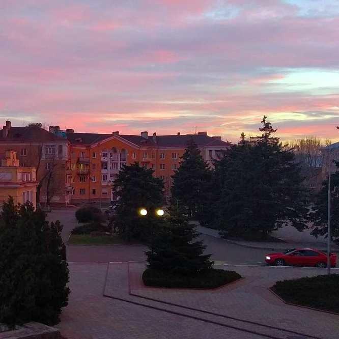 Закат накануне весны: жители Черноморска поделились завораживающими фотографиями, фото-3