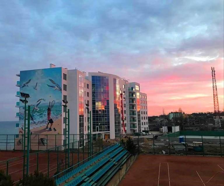 Закат накануне весны: жители Черноморска поделились завораживающими фотографиями, фото-7