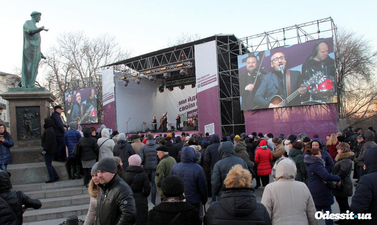 Визит Порошенко в Одессу состоялся, фото-3