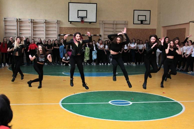 В Черноморске прошёл «Танцевальный микс», фото-3