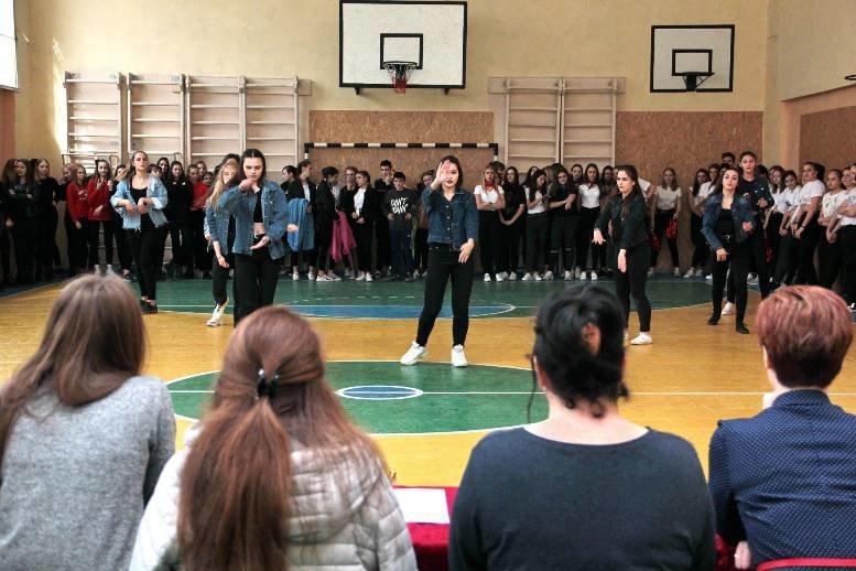 В Черноморске прошёл «Танцевальный микс», фото-11