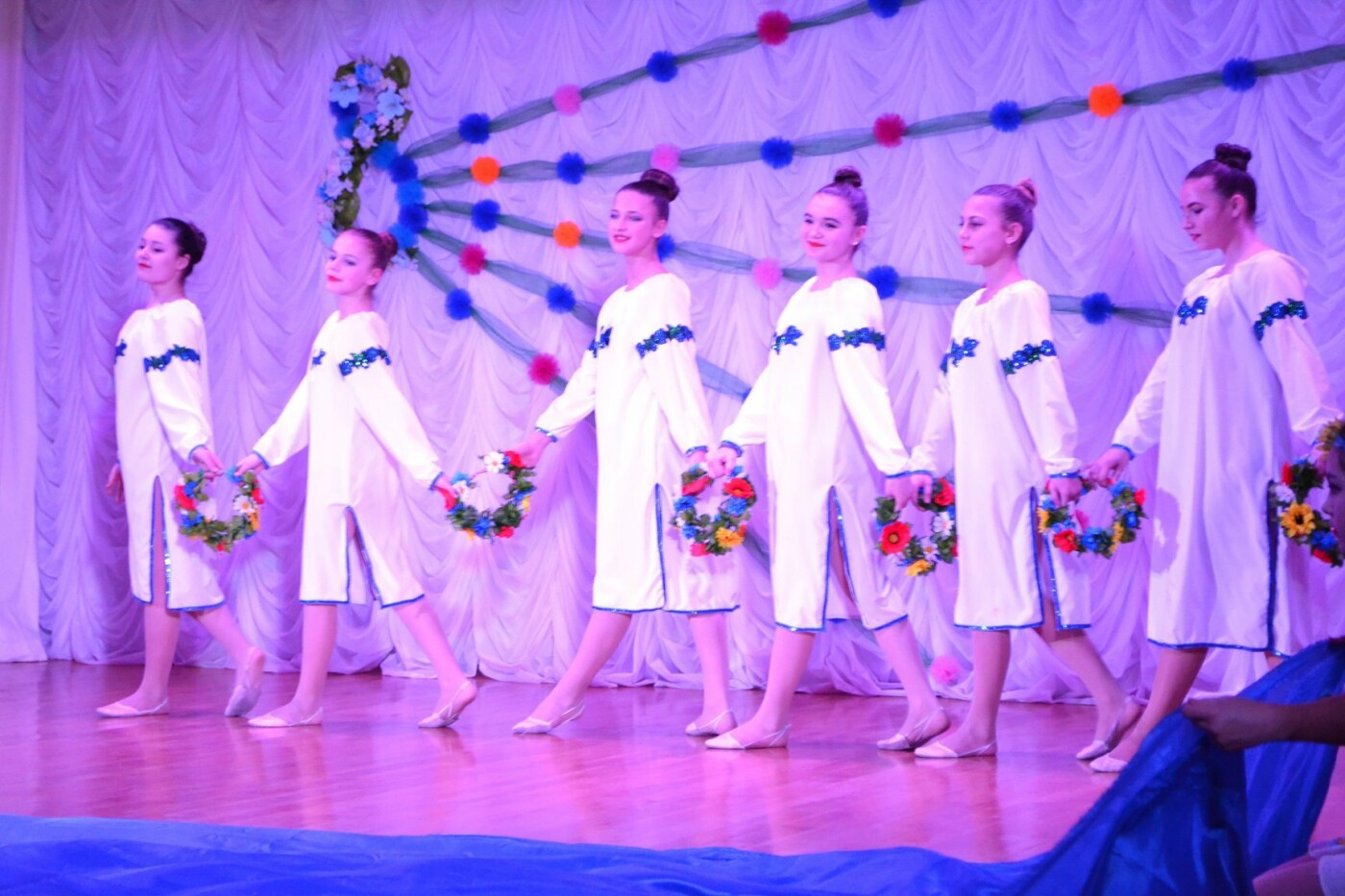 В селе Малодолинское поздравили женщин с 8 Марта, фото-4
