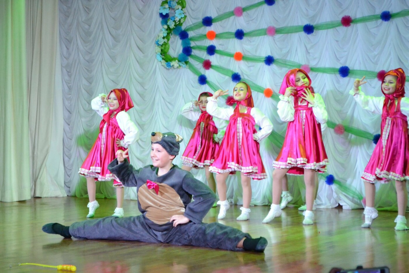 В селе Малодолинское поздравили женщин с 8 Марта, фото-5
