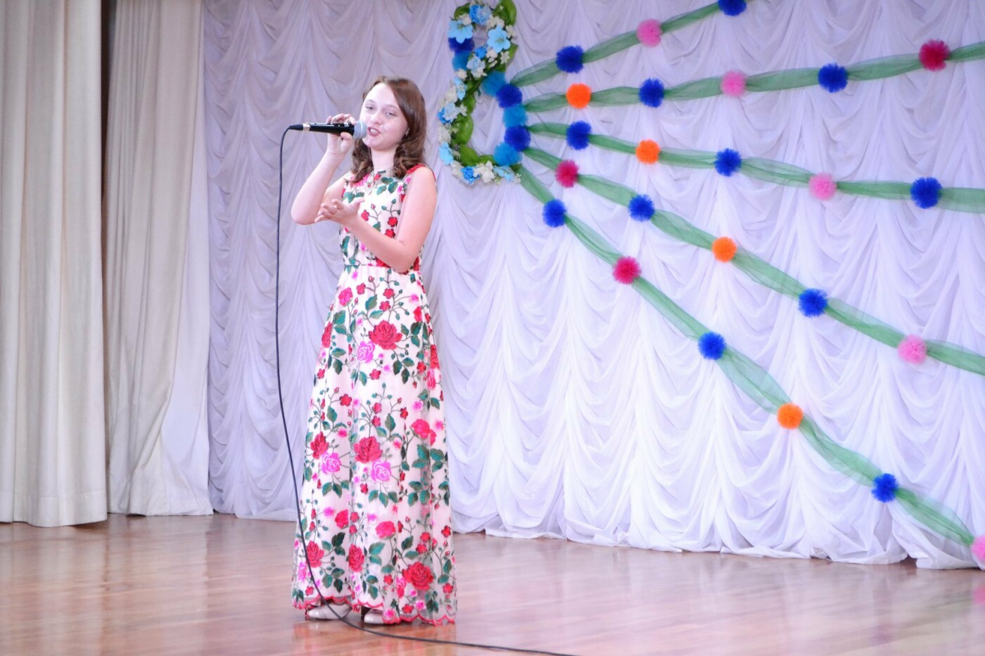 В селе Малодолинское поздравили женщин с 8 Марта, фото-11