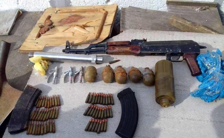 Прокуратура Черноморска продолжает борьбу с незаконным оборотом оружия на территории региона, фото-1